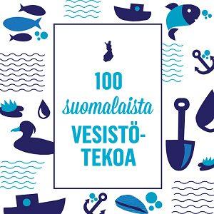 100 suomalaista vesistötekoa -kampanjan äänestäminen on alkanut