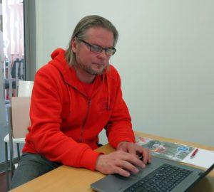 Kalatalousneuvoja Petri Mäkinen, Hämeen Kalatalouskeskus
