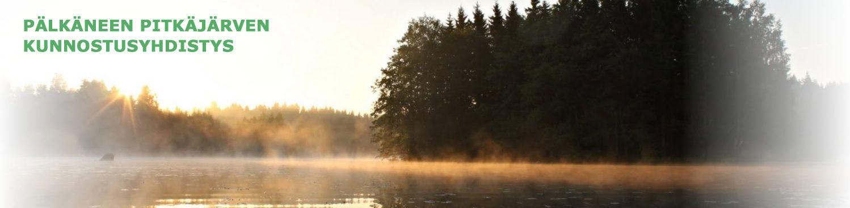 Pälkäneen Pitkäjärvi